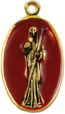 Prayer to Holy Death Amulet