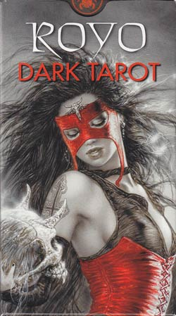 Royo Dark Tarot Deck by Luis Royo