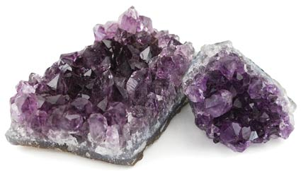 Collection of Amethyst Clusters
