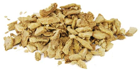 Ginger Root cut 1oz 1618 gold