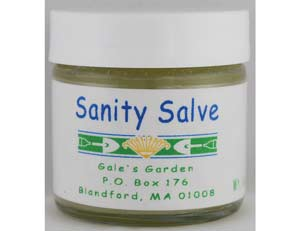 Sanity Salve 1oz