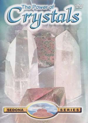 Power of Crystals DVD
