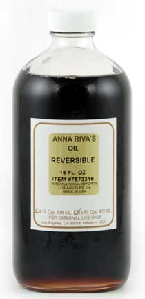 Anna Riva`s Reversible oil 16oz