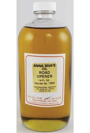 Anna Riva`s Road Opener oil 16oz