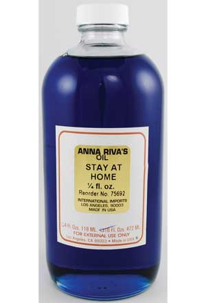 Anna Riva`s Stay At Home oil 16oz