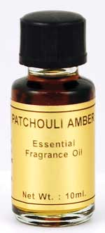 Patchouli Amber Essential oil 10ml