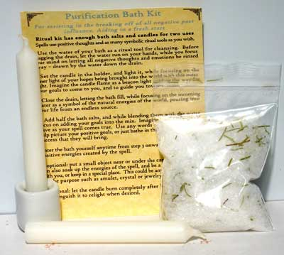 Purification Mini Bath Kit