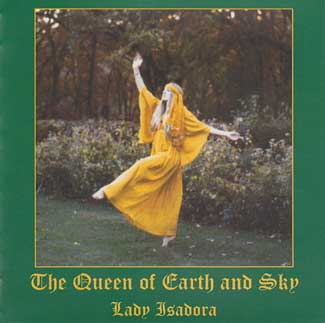 CD: Queen of Earth and Sky by Lady Isadora